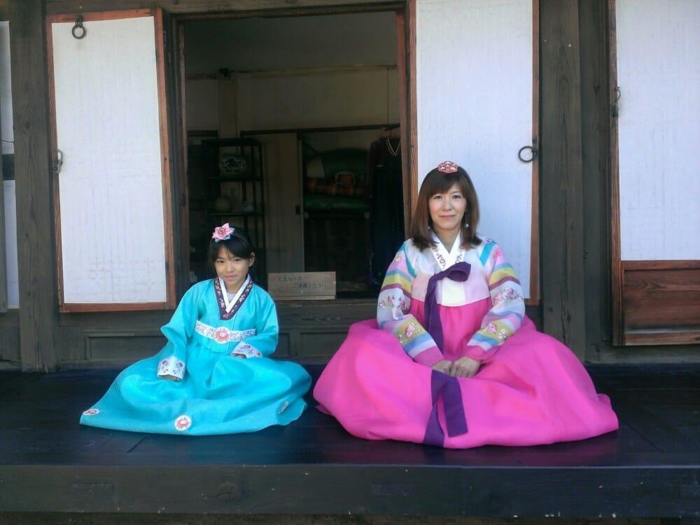 もっと知りたい!!韓国の伝統的な服装について